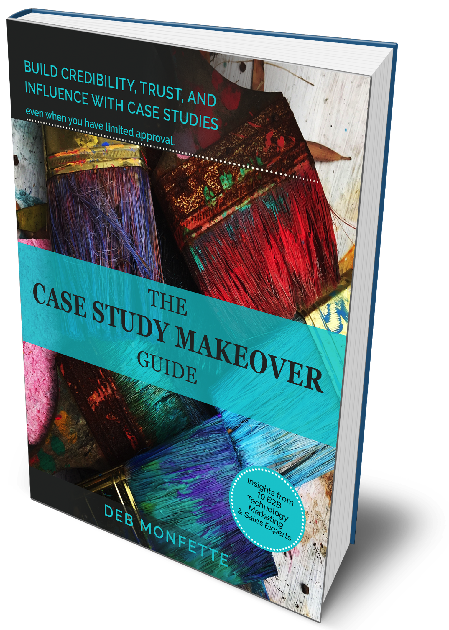 Case Study Makeover Guide Cover