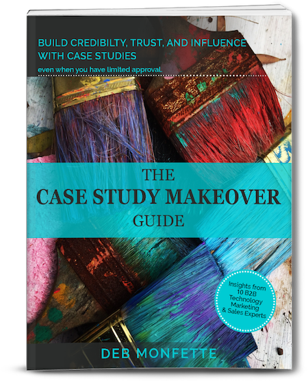 Cover of Case Study Makeover Guide